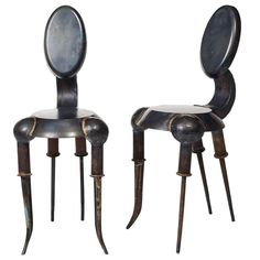 """Rare Pair of Tom Dixon """"Kitchen"""", Designed 1989 For Sale at 1stdibs"""