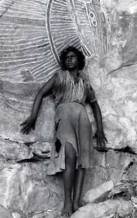 """Ngarla Kunoth as """"Jedda"""" directed by Charles Chauvel via The Age. one of the first movies i watched Aboriginal History, Aboriginal Culture, Aboriginal People, Cave Drawings, Human Rights Issues, Photographs Of People, Colorful Paintings, Good Movies, Vintage Photos"""