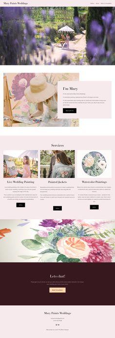 Wedding Painting, Create Website, Wedding Details, Illustration Art, Fine Art, Live, Artist, Artists, Visual Arts