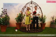 Marion Dickens and Ronnie Rawlins present Rosa 'Charles Dickens', a new red hybrid tea rose with excellent disease resistance, that was launched inside The Festival of Roses Marquee at the RHS Hampton Court Palace Flower Show 2016. Rosa 'Charles Dickens' was bred by Ronnie Rawlins, and selected by Marion Dickens, the great-great-granddaughter of Charles Dickens, to raise money to fund a new visitor centre, museum, and rose garden, at Gads Hill Place in Kent, where Charles Dickens spent 13…