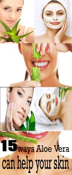 15 ways Aloe Vera can help your skin