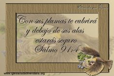 Ánimo Motivational, Psalm 1, Pray, Feathers, Messages
