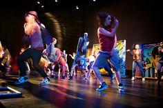 Thursday: Dancing (Hip Hop)