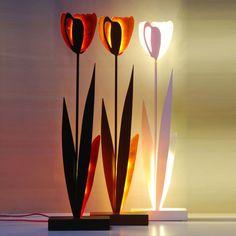 Lampade tulipano - collezione quirino Table Lamp, Lighting, Paper, Design, Home Decor, Homemade Home Decor, Light Fixtures, Table Lamps, Lights