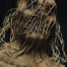 Voodoo Ripper - Grim Stitch Factory Scarecrow Mask, Scary Mask, Chest Piece, Free Quotes, Voodoo, Dark Art, Hand Stitching, Design, Brisket