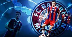 Download Wallpaper Robert Lewandoski Bayern Munchen Musim 2015/2016 Terbaru   Gambar Wallpaper Bola Wangibet.com   ❤️ Bayern München ❤️   Pinterest