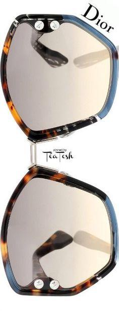 ❈Téa Tosh❈ Dior Sunglasses - DiorAddict2 sunglasses #dior #teatosh