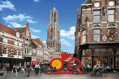Utrecht, passeio perto de Amsterdam: Domtoren