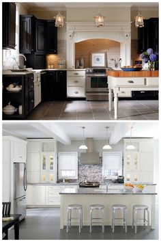 Trend alert: traditional and transitional kitchen designs. Get inspired to build a dream kitchen that fits you. Here are more style trends to help you get started.