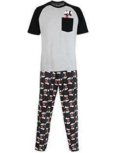 51bd667d Disney Mickey Mouse Mens' Mickey Mouse Pajamas Review Pyjamas, Pjs, Disney  Pajamas,