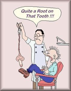 Dental humor. Seriously laughing so hard right now at this one. lol hahaha :D…