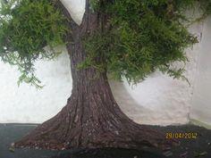 Здравствуйте, жители СМ. Хочу с Вами поделиться методом создания деревца :) Опыт первый, ошибки были, но, если Вам понадобится в какой-либо работе что-то подобное, будет от чего отталкиваться.