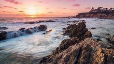 Corona Del Mar, California, USA, Best Beaches in the World, travel, tourism, sunset, sunrise, sea
