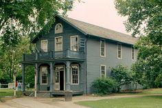 Greenfield Village - Edison's Menlo Park Laboratory by roger4336, via Flickr