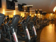 Equinox is a temple of well-being, featuring world-class personal trainers, group fitness classes, and spas. Voted Best Gym in America by Fitness Magazine. Equinox Gym, Group Fitness Classes, Best Gym, Fitness Magazine, Gym Workouts, Club, Luxury, Workout Exercises, Exercise Workouts