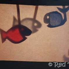 Shadow Puppet Aquarium | AllFreeKidsCrafts.com