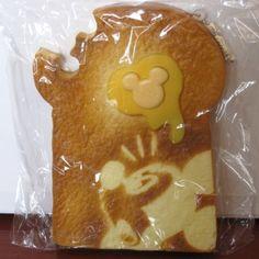 Jumbo Real Size Japan Disney Bitten Mickey Mouse Toast Bread Kawaii Squishy | eBay
