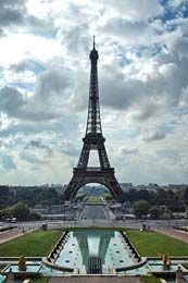France: Eiffel Tower - Paris
