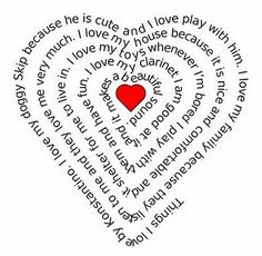 take any writing and it turns into a heart shape. - Re-pinned by @PediaStaff – Please Visit http://ht.ly/63sNt for all our pediatric therapy pins