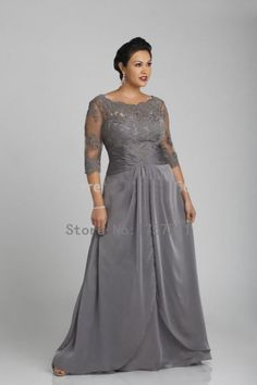 Plus Size Evening Dresses Mother