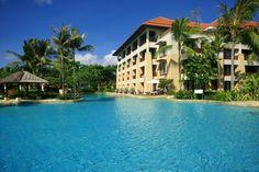 24 hour #swimming #pool at #conradbali