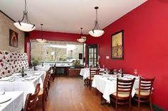 Znalezione obrazy dla zapytania restaurant red carpet