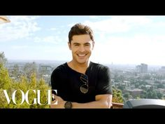 73 Questions With Zac Efron | Vogue - YouTube | I have to hand it to him; his impression of Seth Rogen was dead-on, absolute perfection!