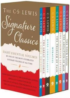 The C. S. Lewis Signature Classics: Mere Christianity, The Screwtape Letters, Miracles, The Great Divorce, The Pr...