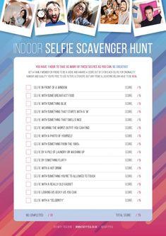 19 Best adult scavenger hunt images in 2017 | Adult