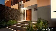 Residência A | S: Casas modernas por Only Design de Interiores