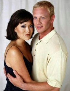 BH 90210 Steve and Janet