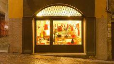 Bergamo alta - Atmosfera natalizia