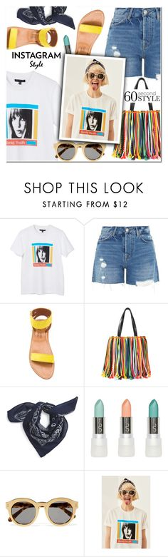 """60-Second Style: Insta-Ready"" by ansev ❤ liked on Polyvore featuring Topshop, K. Jacques, Emilio Pucci, BP., STELLA McCARTNEY, 60secondstyle and PVShareYourStyle"