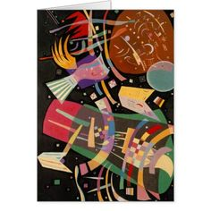 Kandinsky Composition 10 Abstract Painting