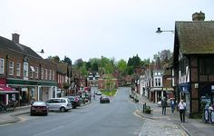 Independent Shops and Country Pubs in Haslemere, Surrey http://www.lovethestyle.co.uk/blog/featured-town-haslemere-surrey-independent-shops-country-pubs/