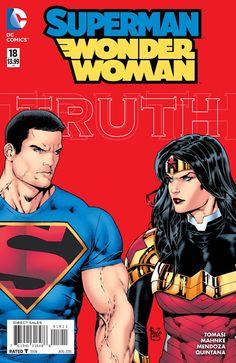 Weird Science: Superman/Wonder Woman #18 Preview
