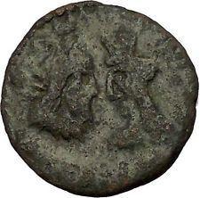 King of Bosporus Ininthimeus 234AD Aphrodite Urania Ancient Greek Coin i53646 https://trustedmedievalcoins.wordpress.com/2016/01/28/king-of-bosporus-ininthimeus-234ad-aphrodite-urania-ancient-greek-coin-i53646/