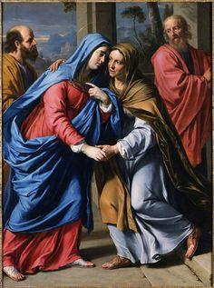 Philippe de Champaigne, The Visitation
