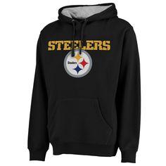 Pittsburgh Steelers Hoodie Black