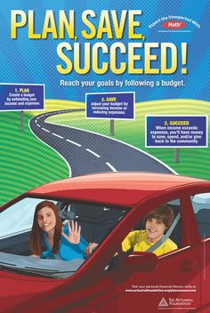 Financial Literacy- Free Math Lessons from The Actuarial Foundation