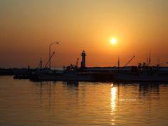 夕焼け、ノシャップ岬、稚内 Sunset, Cape Noshappu, Wakkanai