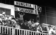 Hungary's 10-1 demolition of El Salvador was a record victory for the World Cup.