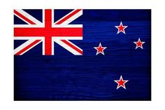 size: Art Print: New Zealand Flag Design with Wood Patterning - Flags of the World Series by Philippe Hugonnard : New Zealand Flag, Flags Of The World, Ways Of Seeing, Flag Design, World Series, Find Art, Framed Artwork, Banner, Art Prints