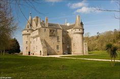 Château de Kérouzéré_Sibiril