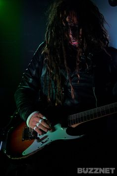 Korn rocks the house in San Francisco, CA. Munky
