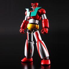 Super Robot Chogokin Mazinger Z Getter Robo Color   CollectionDX
