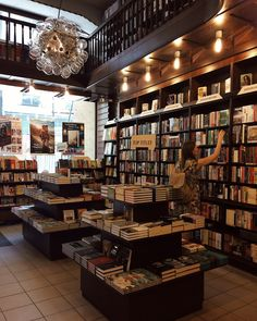 """bookscallingproject: """" Where is human nature so weak as in the bookstore? – Henry Ward Beecher Brno offers a lot of nice bookstores but this one is the cutest. """""""