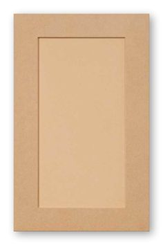 Shaker Door Shown In MDF  MDF MDF is a great economical alternative to solid woods and proves to beideal for a low cost paintable material. This style of door is also available pre-primed. Enter Your Dimensions Below To Calculate PricingEnter Number and Decimal Only In 1/16 Inch Increments
