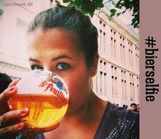 #bierselfie van Contributor @Daphne Groeneveld in Brussel met #vkbrussel
