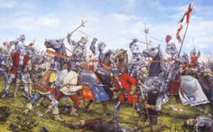 The final battle of the Wars of the Roses. Die hard Yorkists rose in rebellion against Henry VII, proclaiming the Pretender Lambert Simnel as Richard Duke of York, one of the murdered Princes in the Tower. The Royal Army easily defeated the rebels at Stoke Field. Although unreconciled Yorkists continued to plot to overthrow Henry, there were no further battles.  Stoke Field marked the final military engagement of the dynastic civil war, and resulted in the final triumph of the House of…